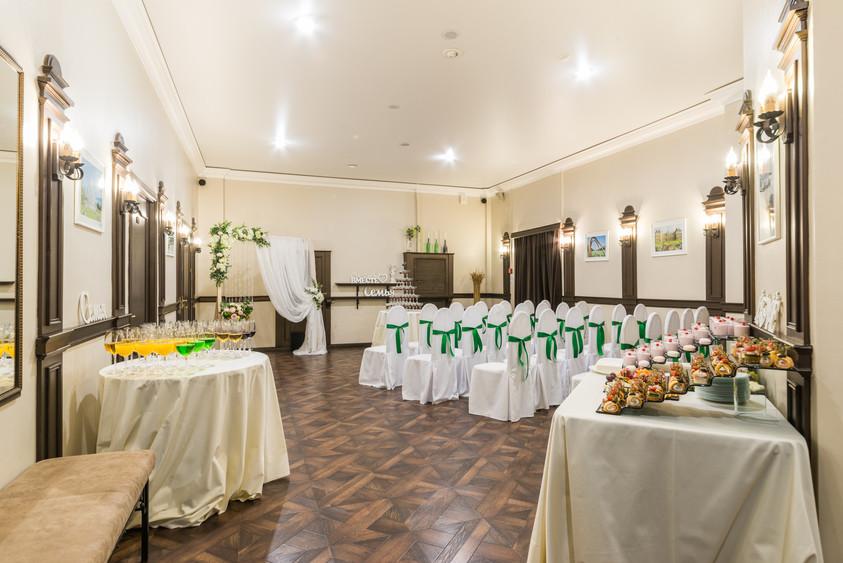 Банкетный зал на 70 персон в ЮВАО, м. Рязанский проспект, м. Выхино от 2000 руб. на человека
