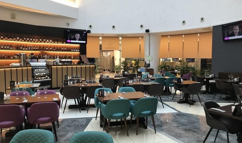 Ресторан, Банкетный зал на 50 персон в ЮЗАО, м. Нахимовский проспект от 2500 руб. на человека