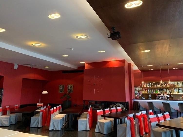 Ресторан, Банкетный зал на 50 персон в ЦАО, ЮАО, м. Шаболовская, м. Октябрьская от 2500 руб. на человека