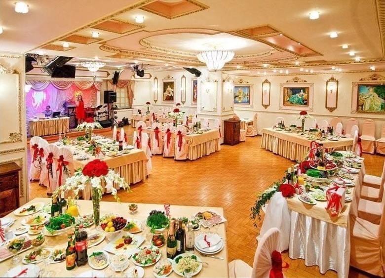 Ресторан, Банкетный зал на 120 персон в ЮВАО, м. Рязанский проспект от 1500 руб. на человека