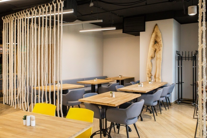 Банкетный зал, Кафе на 100 персон в ЗАО, м. Кутузовская, м. Парк Победы от 1500 руб. на человека