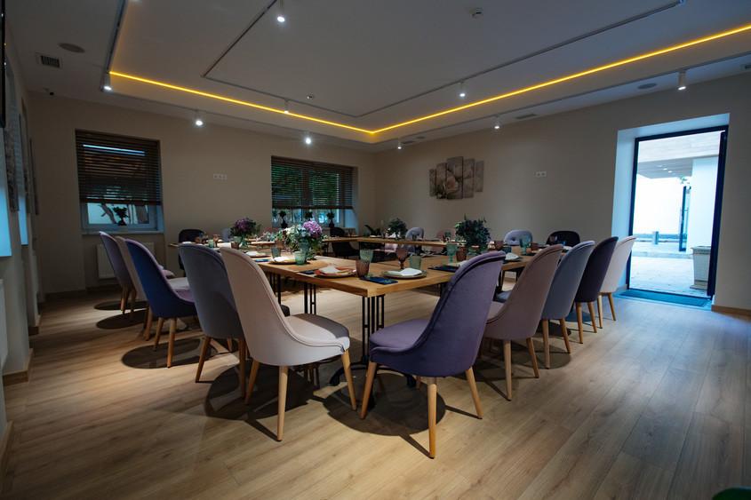 Ресторан, Банкетный зал на 30 персон в ЮВАО, м. Братиславская, м. Марьино от 3000 руб. на человека
