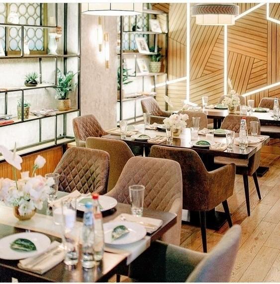 Ресторан на 50 персон в ЦАО, м. Библиотека им. Ленина от 4000 руб. на человека