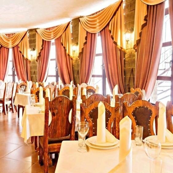 Ресторан, Банкетный зал на 60 персон в ЮАО,  от 2500 руб. на человека
