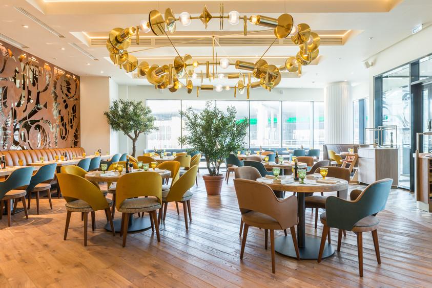 Ресторан, Банкетный зал на 85 персон в ЦАО, м. Международная от 3000 руб. на человека
