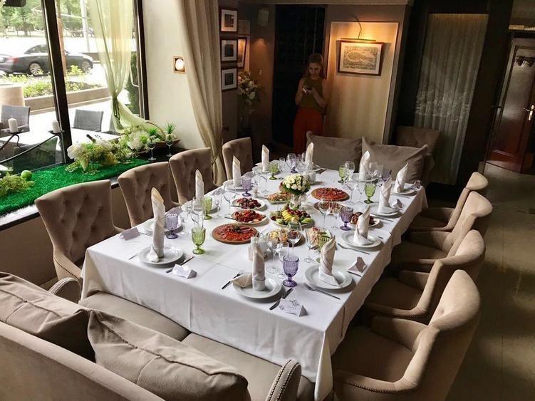 Ресторан, Банкетный зал на 30 персон в ЦАО, САО, м. Маяковская от 2000 руб. на человека