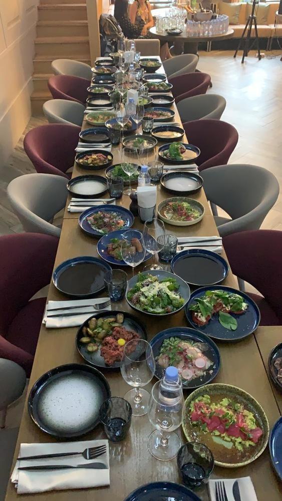 Ресторан, Банкетный зал на 45 персон в ЦАО, м. Белорусская от 3500 руб. на человека