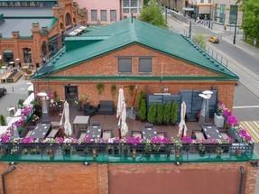 Ресторан на 40 персон в ЦАО, м. Белорусская