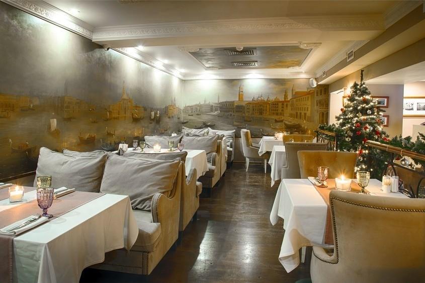 Ресторан, Банкетный зал на 60 персон в ЦАО, САО, м. Маяковская от 2000 руб. на человека