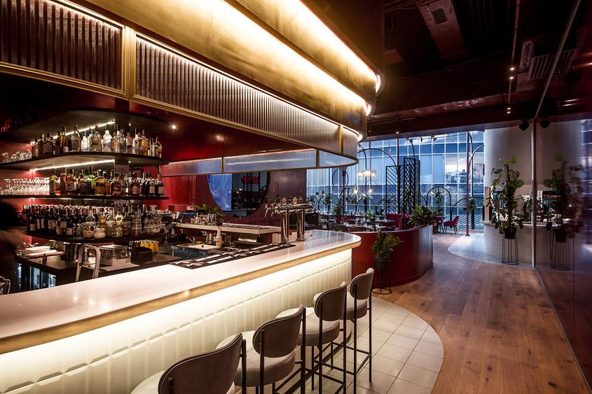 Ресторан на 100 персон в ЦАО, м. Выставочная, м. Деловой центр, м. Международная от 2000 руб. на человека
