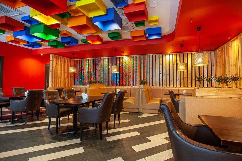 Ресторан на 40 персон в ЦАО, м. Менделеевская, м. Белорусская от 3500 руб. на человека