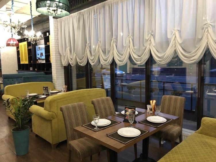 Ресторан, Банкетный зал на 60 персон в ЮЗАО,  от 2000 руб. на человека