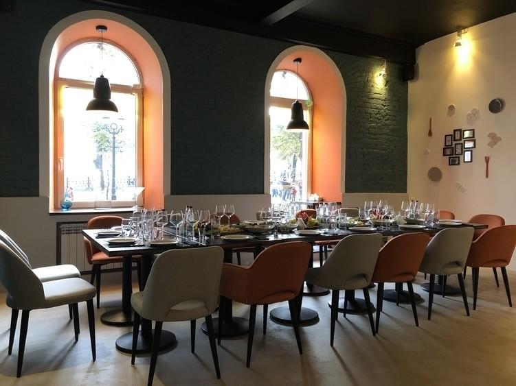 Ресторан, Банкетный зал на 35 персон в ЦАО, м. Тверская, м. Трубная от 2500 руб. на человека