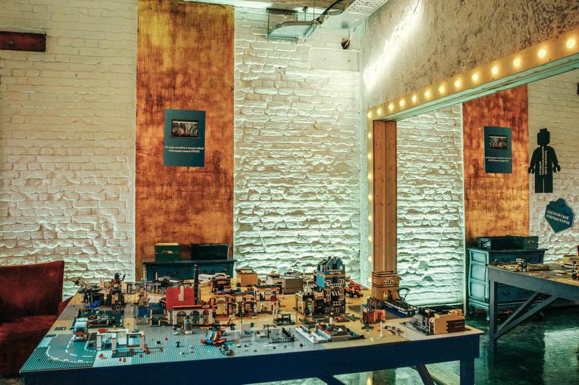 Банкетный зал на 50 персон в ЦАО, ЮАО, ЮВАО, м. Технопарк от 4000 руб. на человека
