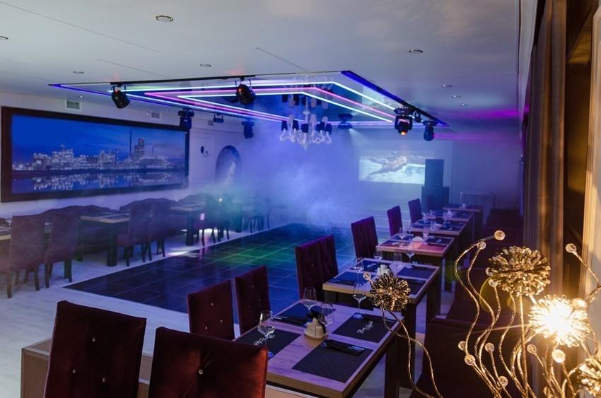 Ресторан, Банкетный зал на 90 персон в ЦАО, м. Киевская, м. Смоленская от 2500 руб. на человека