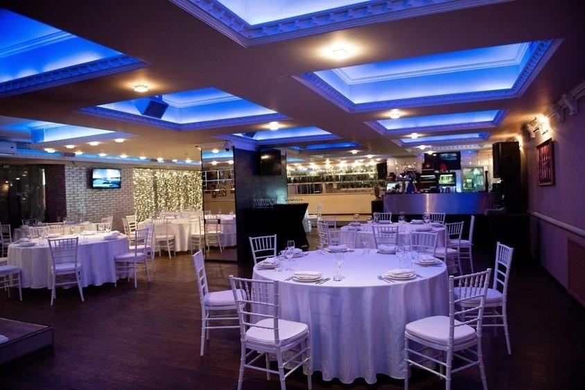 Ресторан на 160 персон в СЗАО, ЗАО, м. Полежаевская, м. Беговая от 3000 руб. на человека