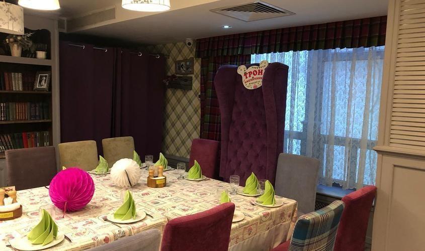 Ресторан, Банкетный зал на 25 персон в СВАО, м. Проспект Мира, м. Рижская от 1500 руб. на человека