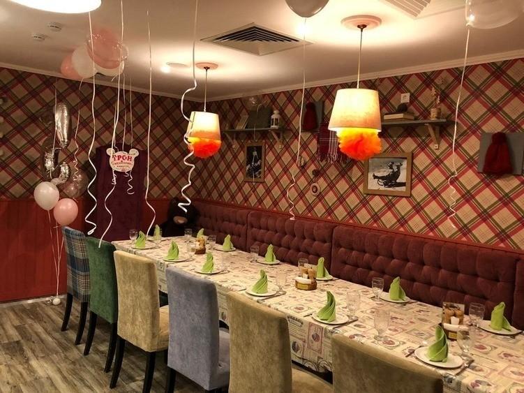 Ресторан, Банкетный зал на 20 персон в СВАО, м. Рижская, м. Проспект Мира от 1500 руб. на человека