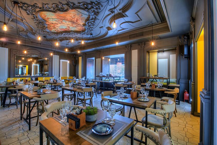 Ресторан, Банкетный зал на 100 персон в ЦАО, м. Пролетарская, м. Таганская от 3500 руб. на человека
