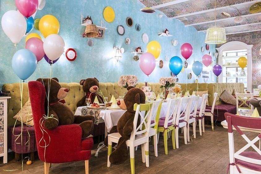 Ресторан, Банкетный зал на 25 персон в ЦАО, ВАО, СВАО, м. Красносельская от 1500 руб. на человека