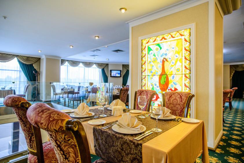 Ресторан, Банкетный зал, При гостинице на 100 персон в СВАО, м. Алтуфьево от 2600 руб. на человека