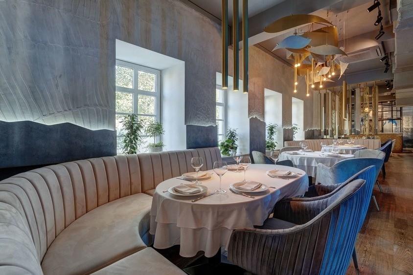Ресторан на 70 персон в ЦАО, м. Полянка, м. Кропоткинская, м. Боровицкая, м. Библиотека им. Ленина от 10000 руб. на человека