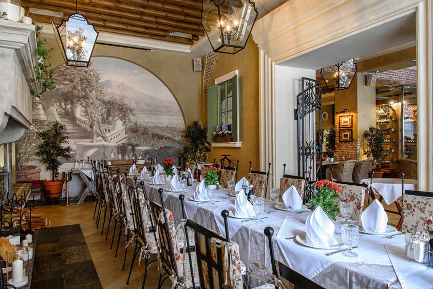 Ресторан, Банкетный зал на 25 персон в ЦАО, м. Чеховская, м. Тверская, м. Пушкинская от 3000 руб. на человека