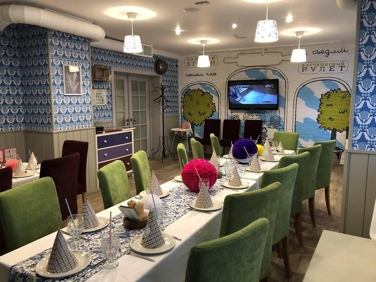Ресторан, Банкетный зал на 30 персон в ЦАО, ЮВАО, м. Марксистская, м. Таганская от 2500 руб. на человека