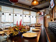 Ресторан на 40 персон в ЗАО, м. Юго-Западная от 1000 руб. на человека