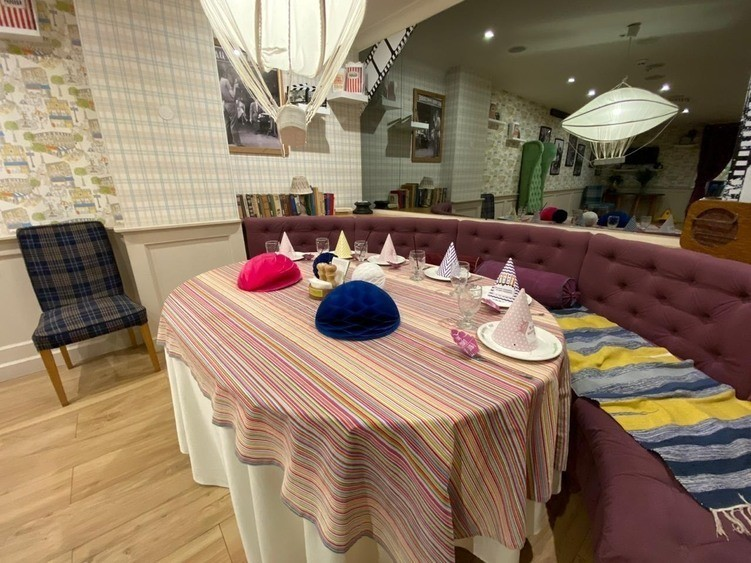 Ресторан на 40 персон в ЗАО, м. Мичуринский проспект от 2000 руб. на человека