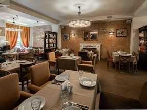 Ресторан на 50 персон в ЦАО, м. Смоленская