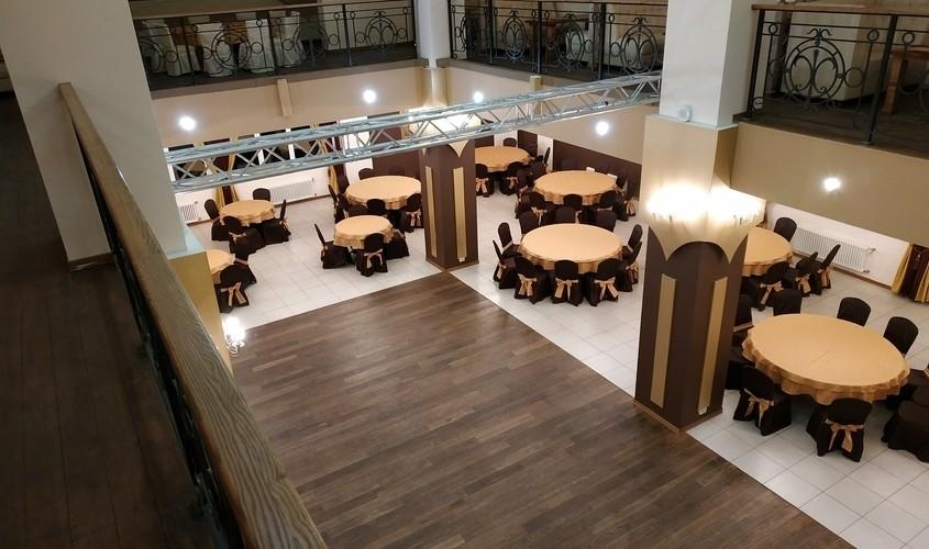 Банкетный зал на 220 персон в ЮЗАО,  от 2400 руб. на человека