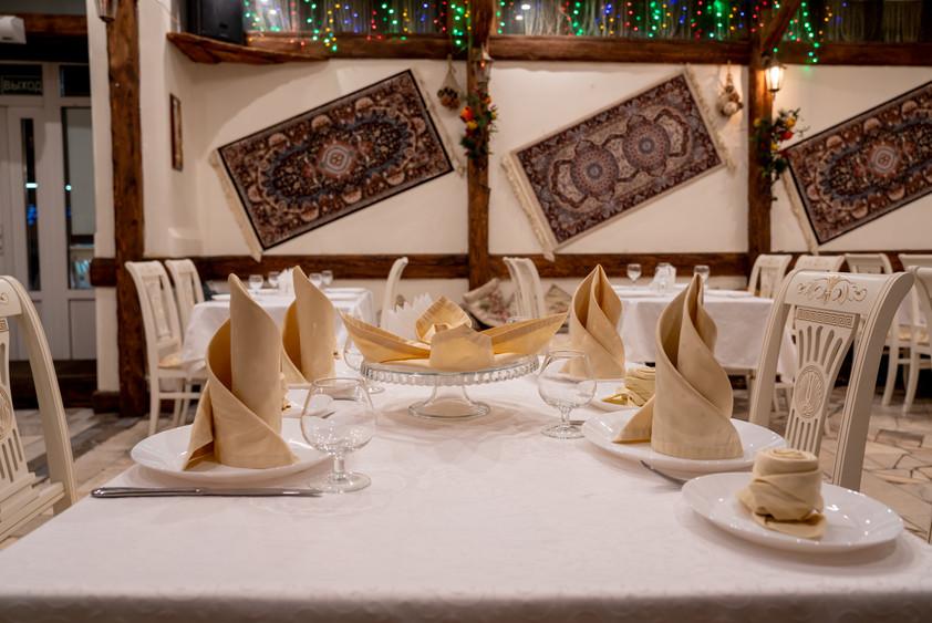Ресторан, Банкетный зал на 80 персон в ЗАО, м. Молодежная, м. Крылатское от 1500 руб. на человека