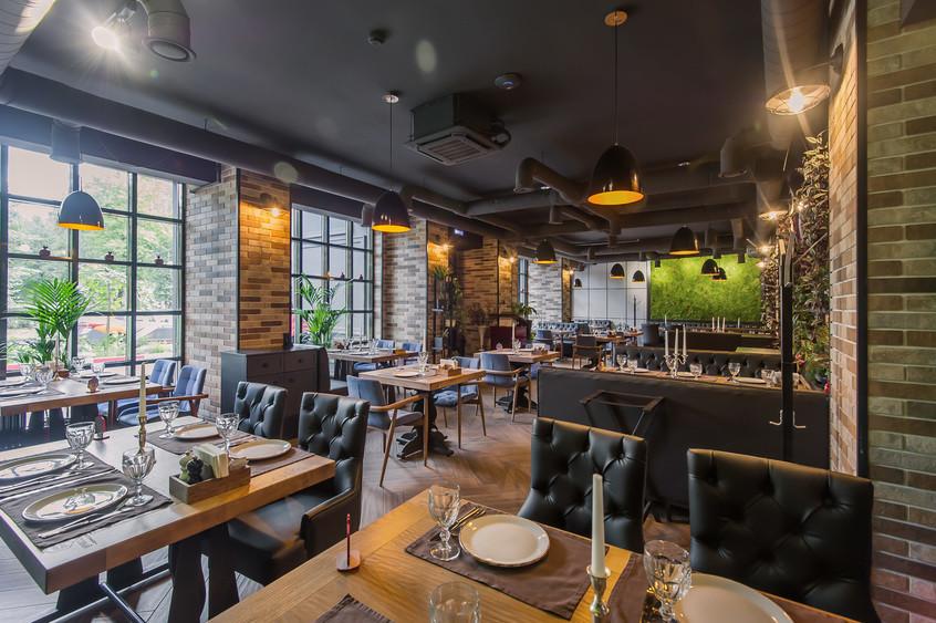 Ресторан, Банкетный зал на 80 персон в САО, м. Сокол от 3000 руб. на человека