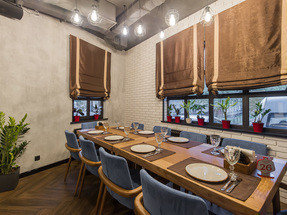 Ресторан на 20 персон в САО, м. Сокол