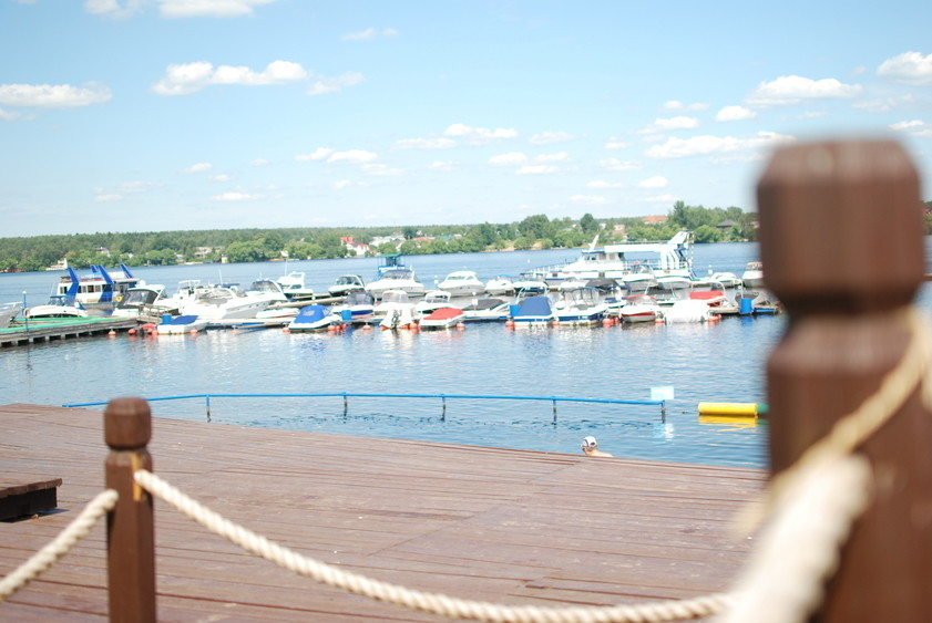 За городом, Шатер, У воды на 250 персон в СВАО,  от 3500 руб. на человека