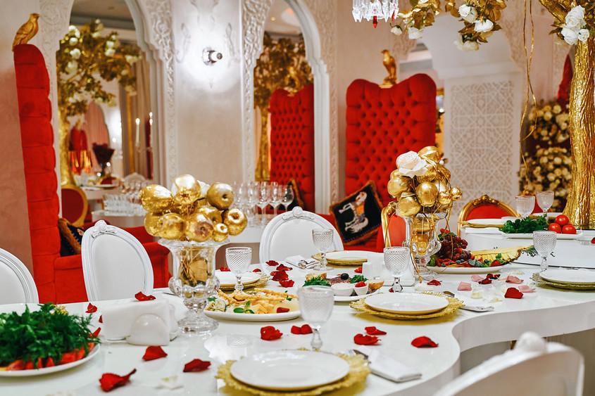 Ресторан, Банкетный зал на 45 персон в ЦАО, м. Белорусская, м. Маяковская от 2500 руб. на человека