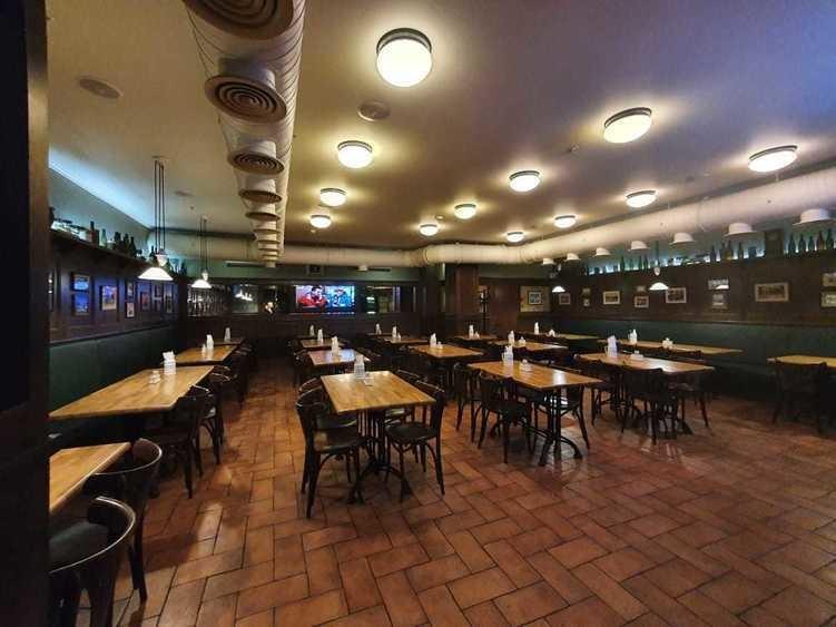 Ресторан на 70 персон в ЦАО, м. Павелецкая от 2500 руб. на человека
