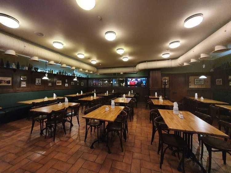 Ресторан на 50 персон в ЦАО, м. Павелецкая от 2000 руб. на человека