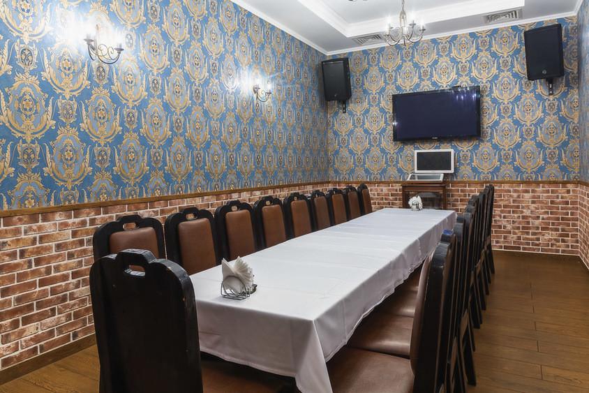 Ресторан, Банкетный зал на 20 персон в ЮВАО, м. Люблино от 1200 руб. на человека