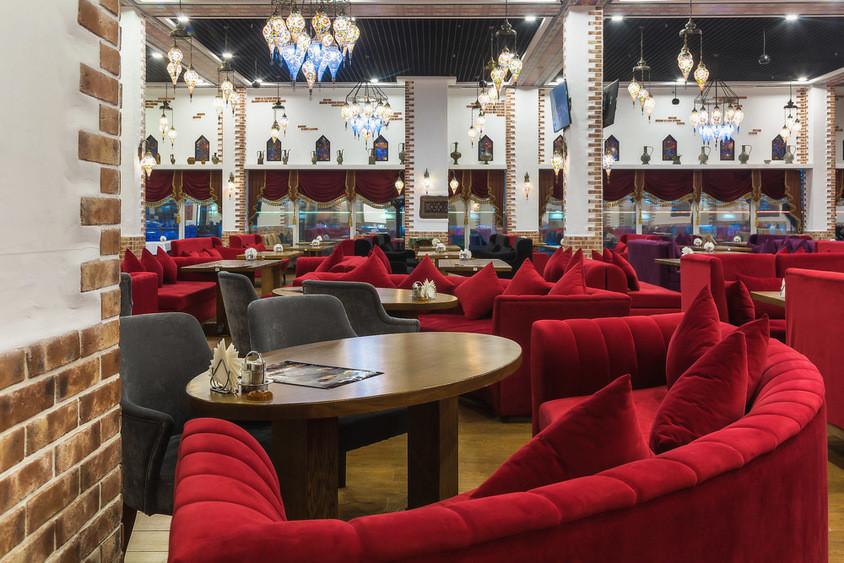 Ресторан, Банкетный зал на 400 персон в ЮВАО, м. Люблино от 1200 руб. на человека