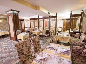 Ресторан на 100 персон в ЗАО, м. Рассказовка, м. Боровское шоссе, м. Новопеределкино