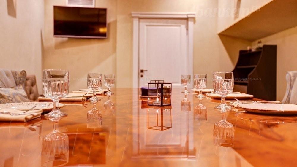 Ресторан, Банкетный зал, При гостинице на 15 персон в ЦАО, ВАО, м. Электрозаводская, м. Бауманская от 2500 руб. на человека