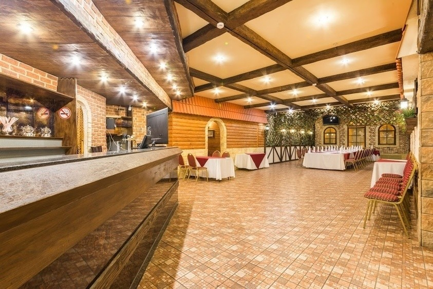 Банкетный зал, При гостинице на 60 персон в СВАО, САО, м. Тимирязевская, м. Петровско-Разумовская от 2500 руб. на человека