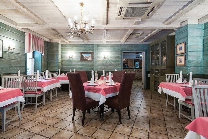 Ресторан, Банкетный зал на 40 персон в ЗАО, м. Славянский бульвар от 2000 руб. на человека
