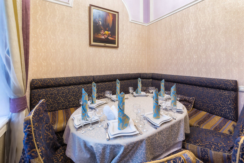 Банкетный зал на 8 персон в САО, м. Сокол, м. Войковская от 2500 руб. на человека