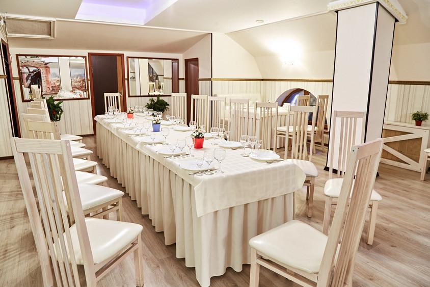 Ресторан, Банкетный зал на 60 персон в ВАО, м. Черкизовская от 1500 руб. на человека