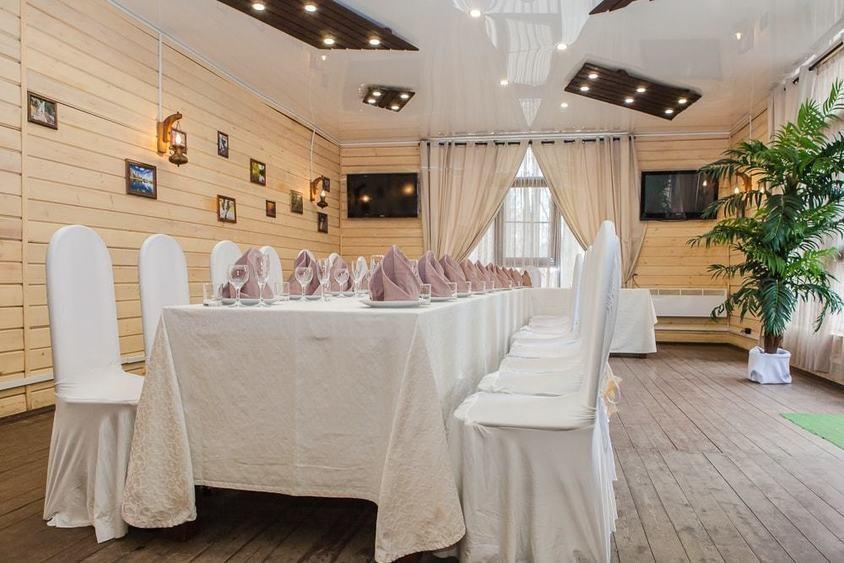 Ресторан, Банкетный зал на 50 персон в ЗАО, м. Багратионовская, м. Филевский парк, м. Фили, м. Международная от 2500 руб. на человека