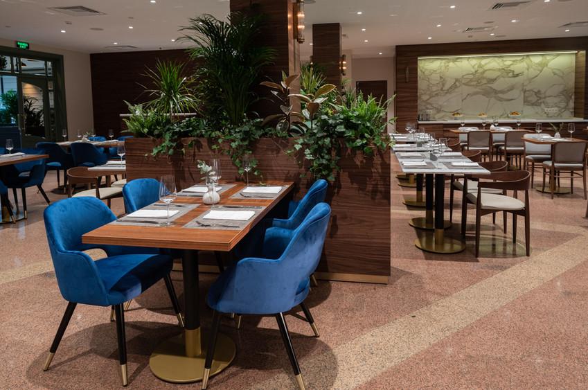 Ресторан, Банкетный зал, При гостинице на 80 персон в ЦАО, м. Серпуховская, м. Павелецкая от 3000 руб. на человека