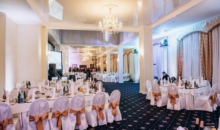 Главный зал на 350 гостей